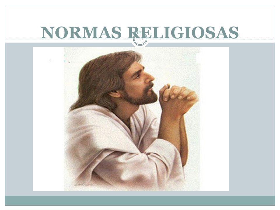 NORMAS MORALES 10
