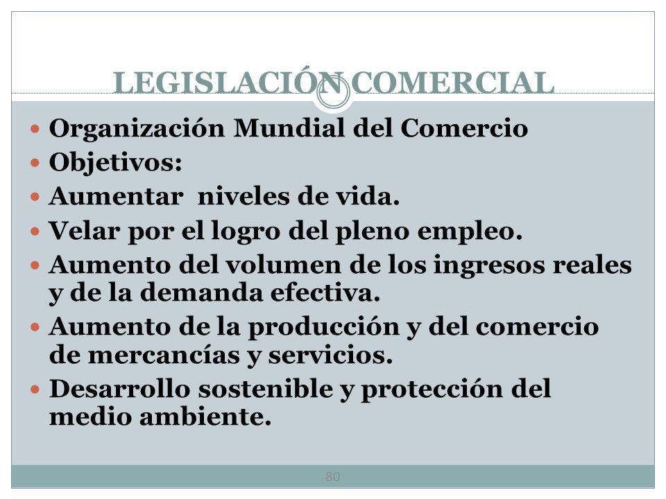 ESTRUCTURA DE LA COMISIÓN NACIONAL DE INVERSIONES EXTRANJERAS 79 Está integrada por: SegobS. de economía. SRESCT SHCPSTPS SedesolSectur. SemarnatRepre