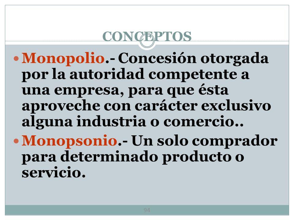 COMISION FEDERAL DE COMPETENCIA 93 La Comisión Federal de Competencia Económica es un órgano desconcentrado del la Secretaría de Economía. Tiene auton