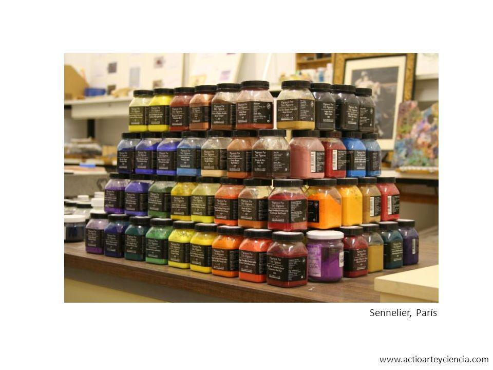 www.actioarteyciencia.com Sennelier, París
