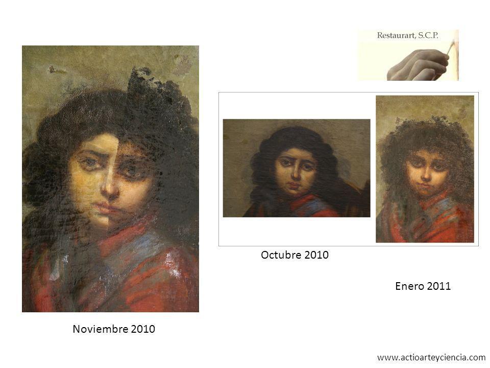 www.actioarteyciencia.com Octubre 2010 Noviembre 2010 Enero 2011