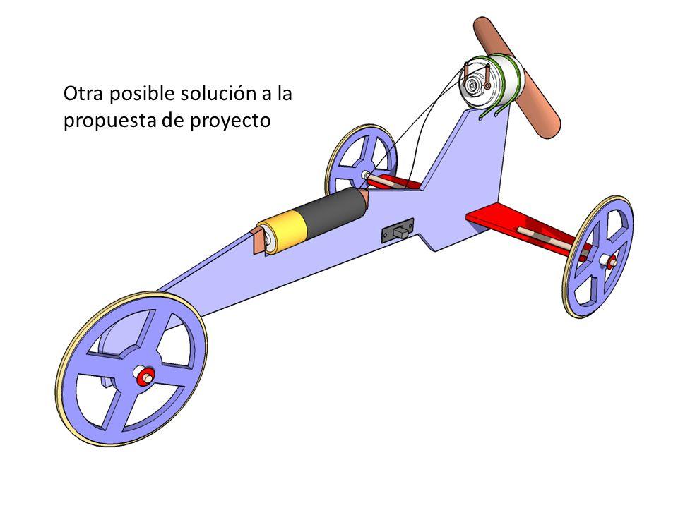 Otra posible solución a la propuesta de proyecto