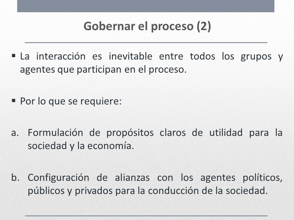 Fórmulas de negociación Técnicas de negociación Cabildeo
