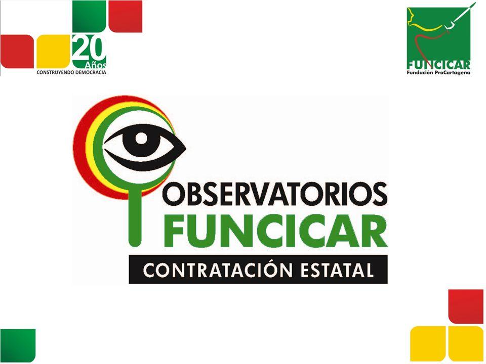 Visibilizar el proceso y estado de la contratación del Distrito de Cartagena de Indias con el fin de activar el control social colectivo sobre la inversión de los recursos públicos.
