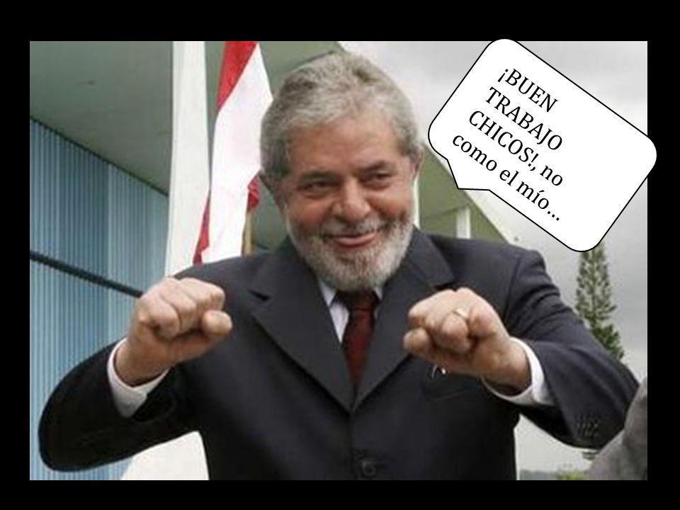 ¡BUEN TRABAJO CHICOS!, no como el mío…