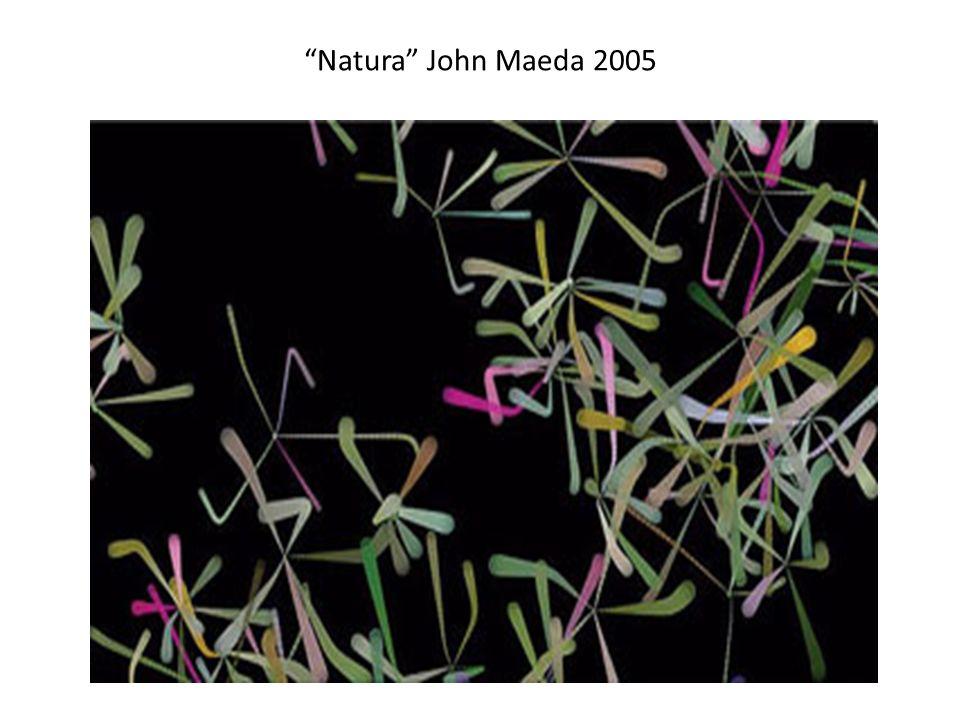 Natura John Maeda 2005
