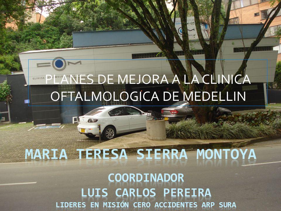 Entidad prestadora de servicios de salud, en óptica y la oftalmología especializada (los ojos).
