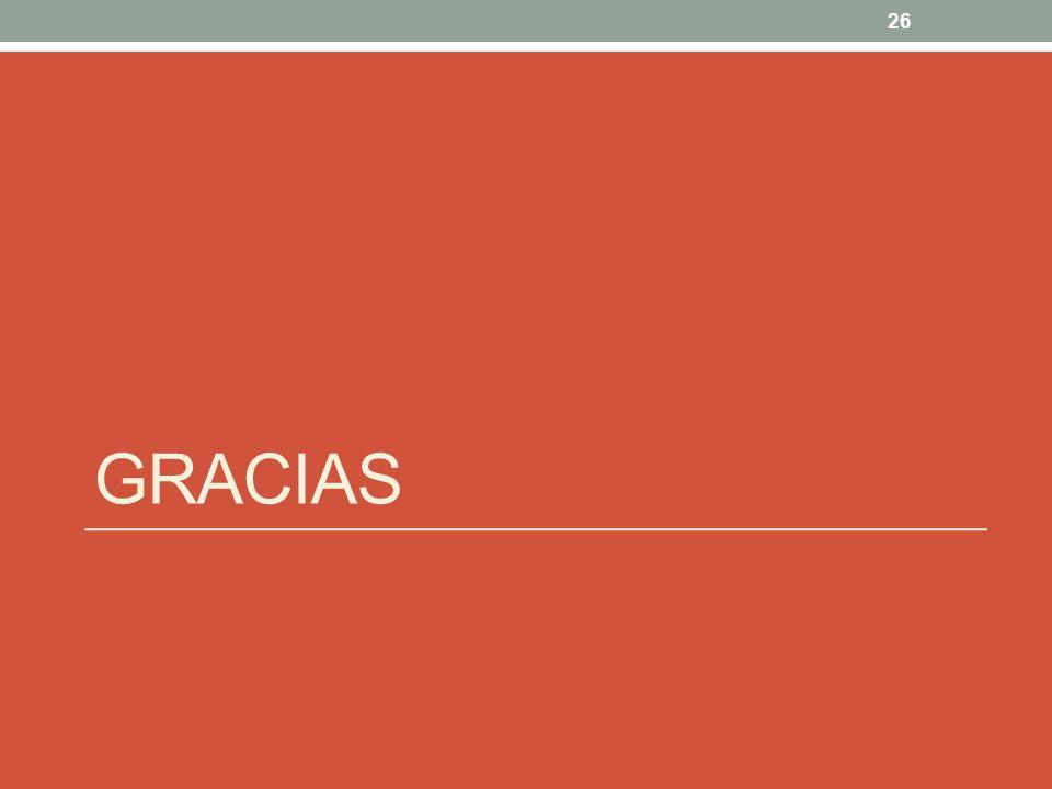 GRACIAS 26