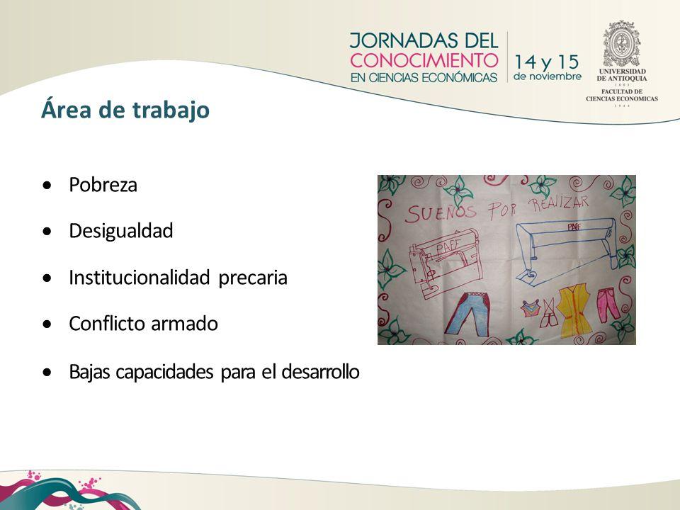Fortalecer el capital social en los municipios de Toledo, Ituango, Briceño, San Andrés de Cuerquia, Liborina y Sabanalarga a través de la estrategia de escuelas de formación y participación social y política para mejorar las capacidades de las asociaciones de mujeres y comunitarias en incidencia política en los gobiernos locales.