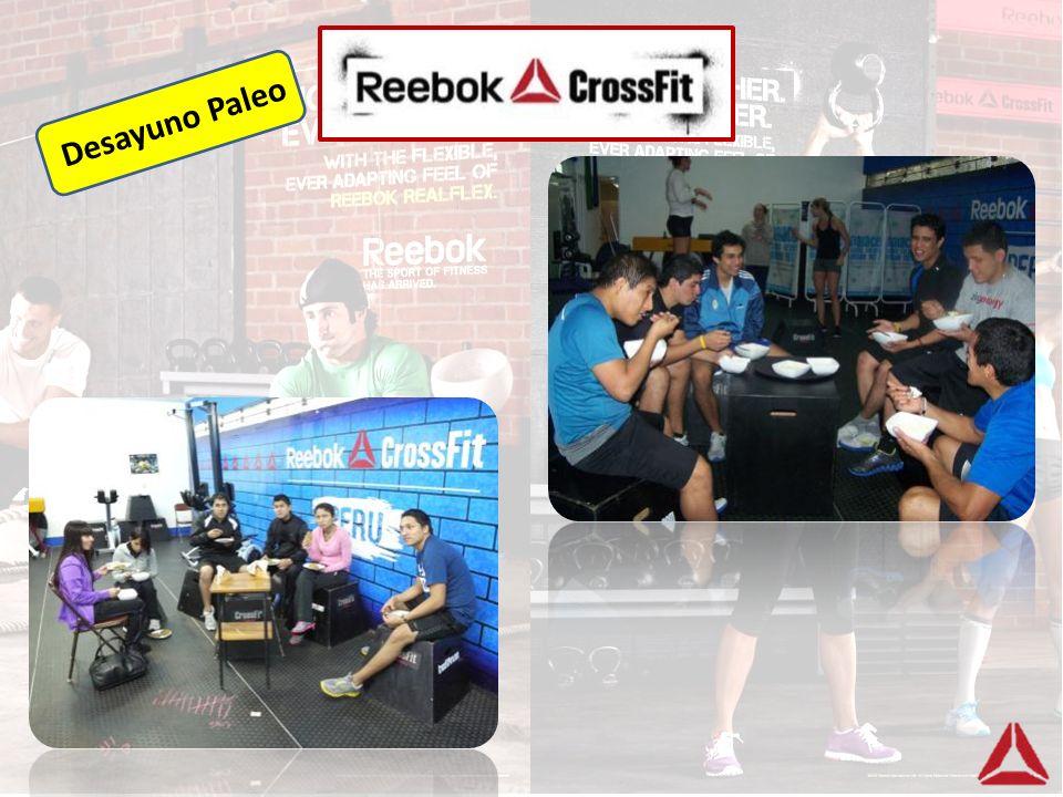 Felicitaciones al equipo de Reebok Primavera por su excelente desempeño y espíritu CrossFittero en el día de entrenamiento.