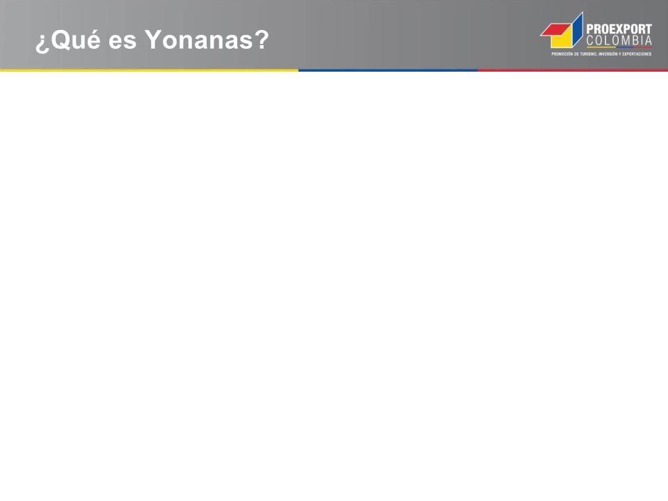 ¿Qué es Yonanas?