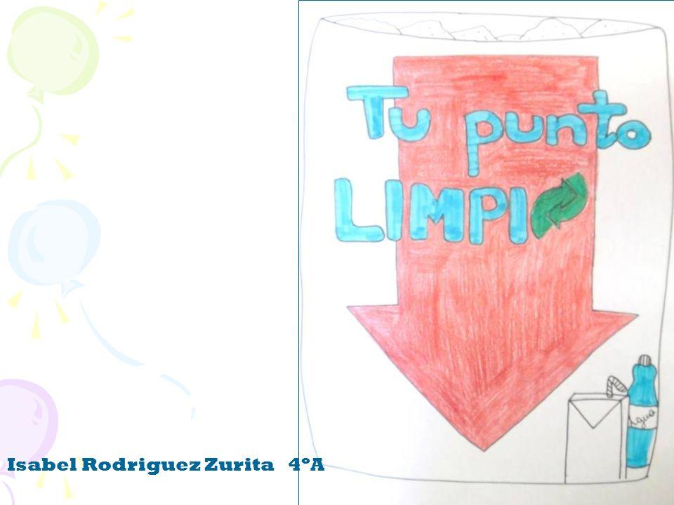 Isabel Rodriguez Zurita 4ºA