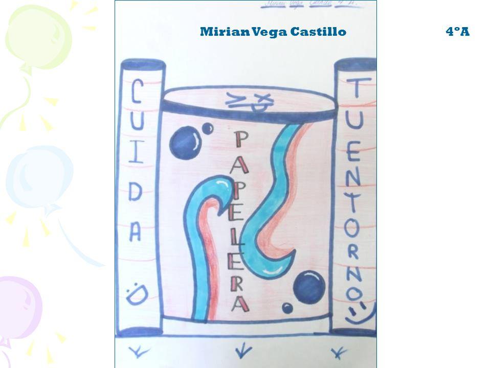 Mirian Vega Castillo 4ºA