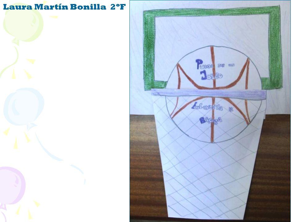 Laura Martín Bonilla 2ºF