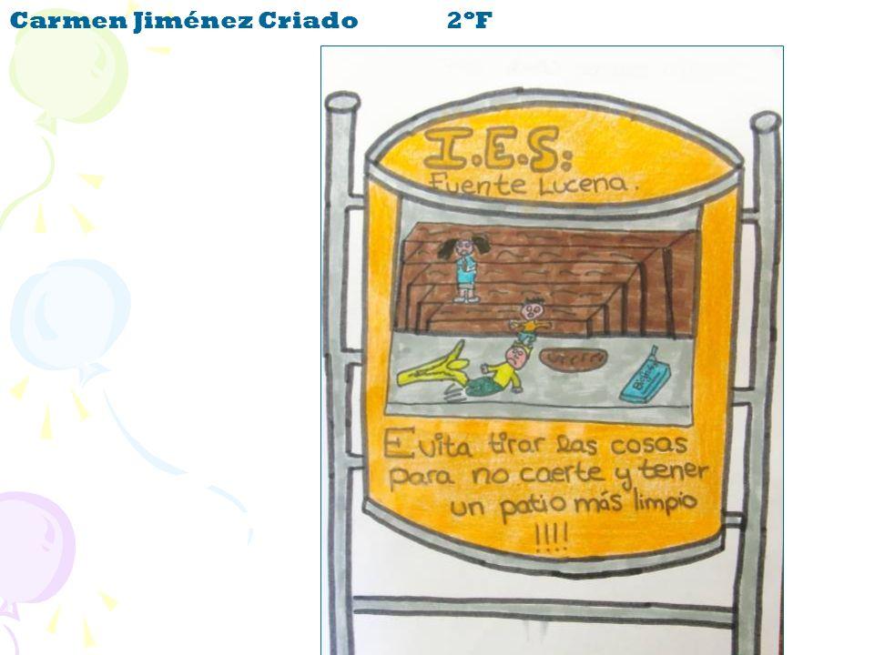 Carmen Jiménez Criado2ºF