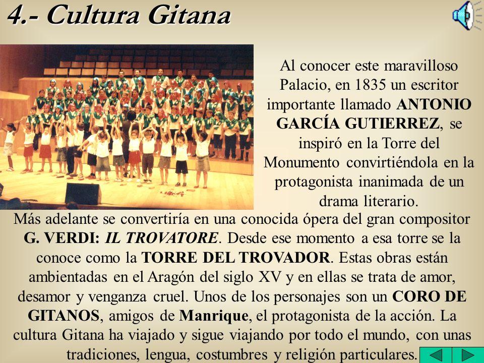 5.- Himno de Aragón El 20 de Mayo de 1987, se decidió convertir la Aljafería en sede de las Cortes de Aragón.
