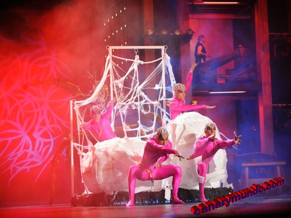 HISTORIA DE LA GALA La gala Drag Queen es un evento del carnaval de Las Palmas de Gran Canaria.