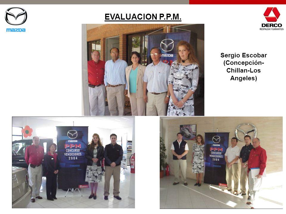 EVALUACION P.P.M. Sergio Escobar (Concepción- Chillan-Los Angeles)