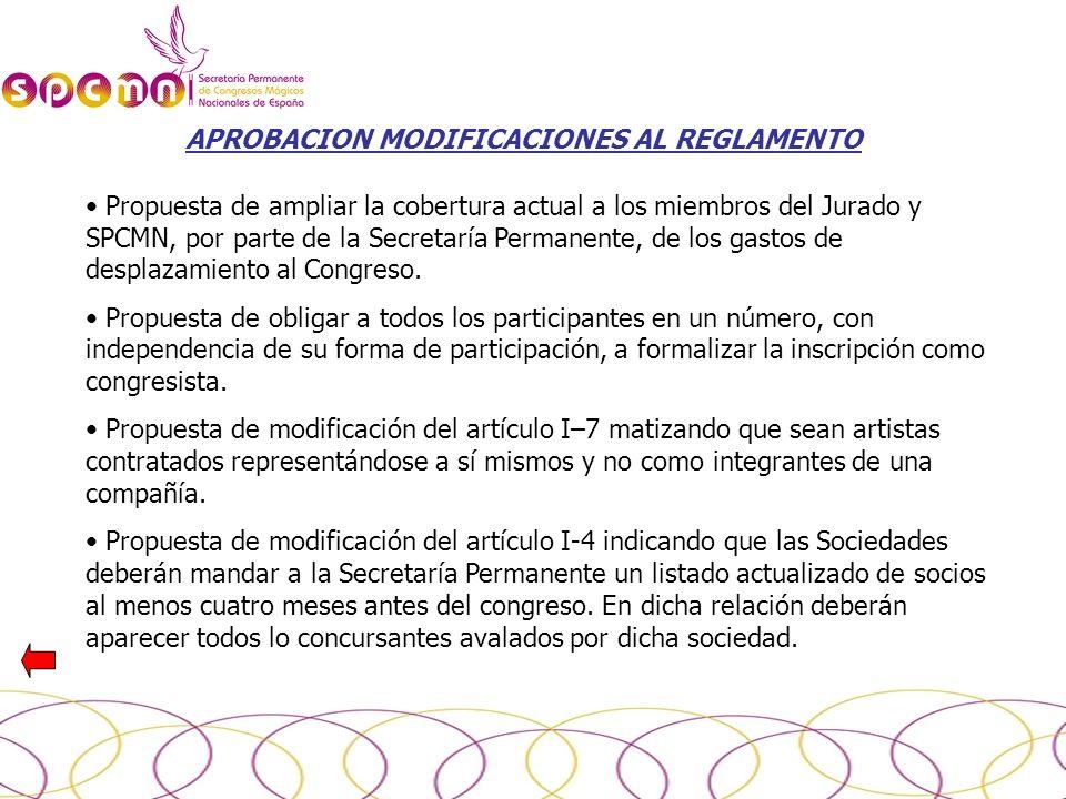 No hay propuestas PROPUESTAS DE CELEBRACION DEL XXXII CMN
