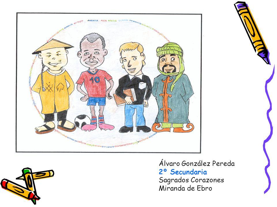 Álvaro González Pereda 2º Secundaria Sagrados Corazones Miranda de Ebro