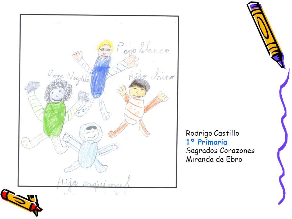 Rodrigo Castillo 1º Primaria Sagrados Corazones Miranda de Ebro
