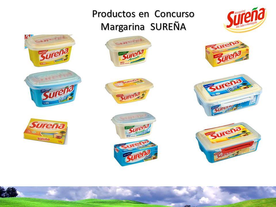 Margarina SUREÑA