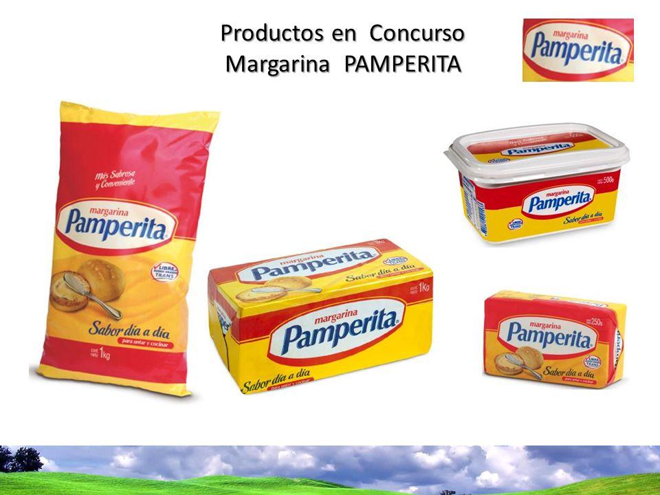 Margarina PAMPERITA