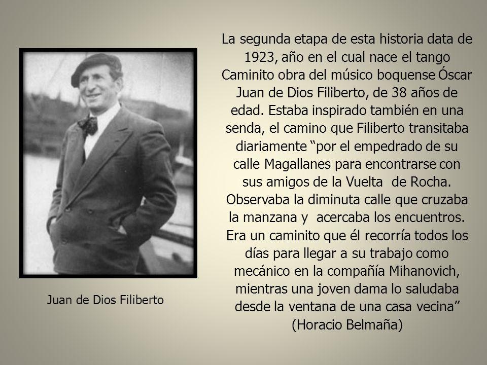 Esta historia comienza en 1902 cuando un joven poeta llega, a lomo de bestia, a Chilecito, en la provincia de La Rioja. En la actual ciudad de Olta, c