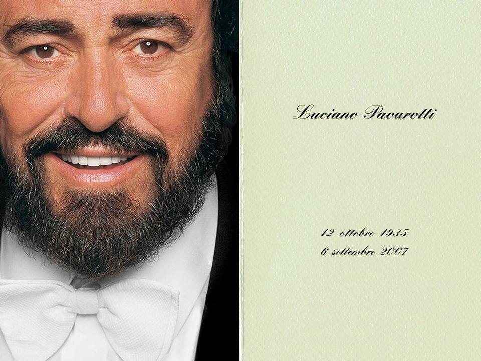 Pavarotti El grande VitaNoble Powerpoints.WordPress.com.