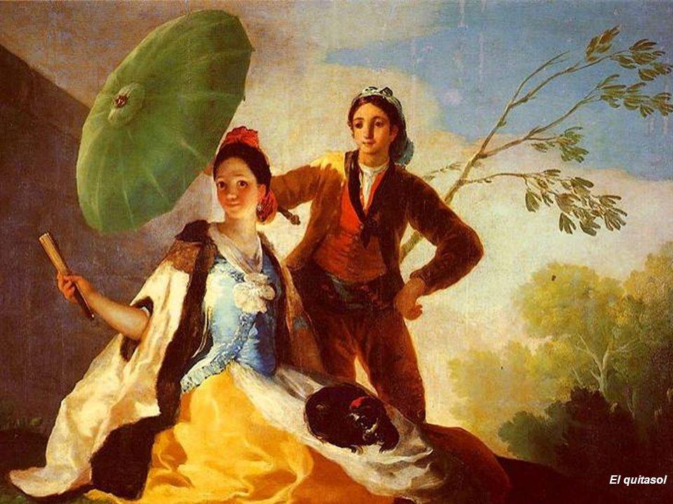 El cacharrero A mediados de 1771 está trabajando en Zaragoza, donde recibirá sus primeros encargos dentro de una temática religiosa y un estilo totalmente académico.
