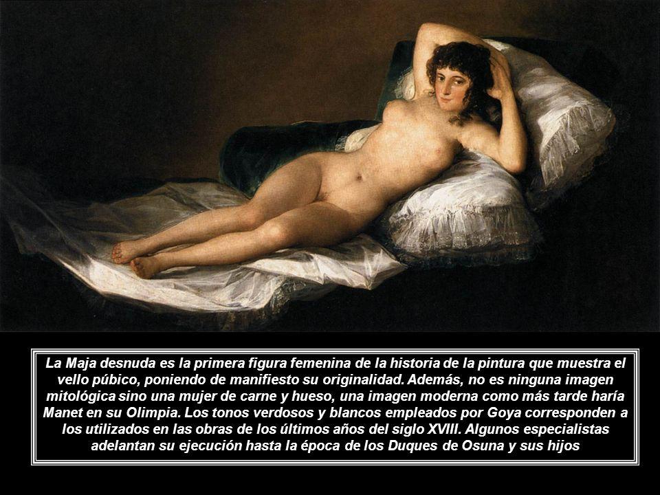 Cuando doña Cayetana enviudó, se retiró a Sanlúcar de Barrameda y contó con la compañía de Goya, realizando varios cuadernos de dibujos en los que se ve a la Duquesa en escenas comprometidas.