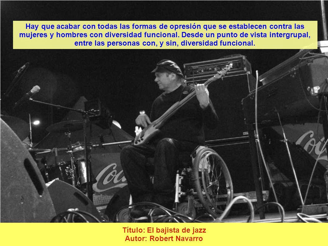 Título: Quién fuera como él Autor: Yander Alberto Zamora De Los Reyes La marginación y exclusión provocan pobreza y, cuanta más haya, mayor probabilid