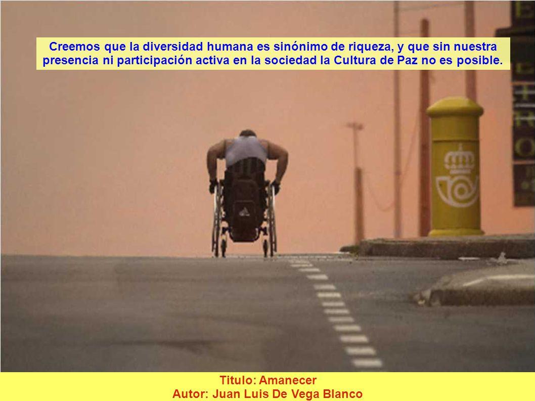 Título: Así mejor Autor: Olga Soto Valenzuela Algunas personas con gran diversidad funcional que necesitamos apoyos humanos para realizar nuestras act