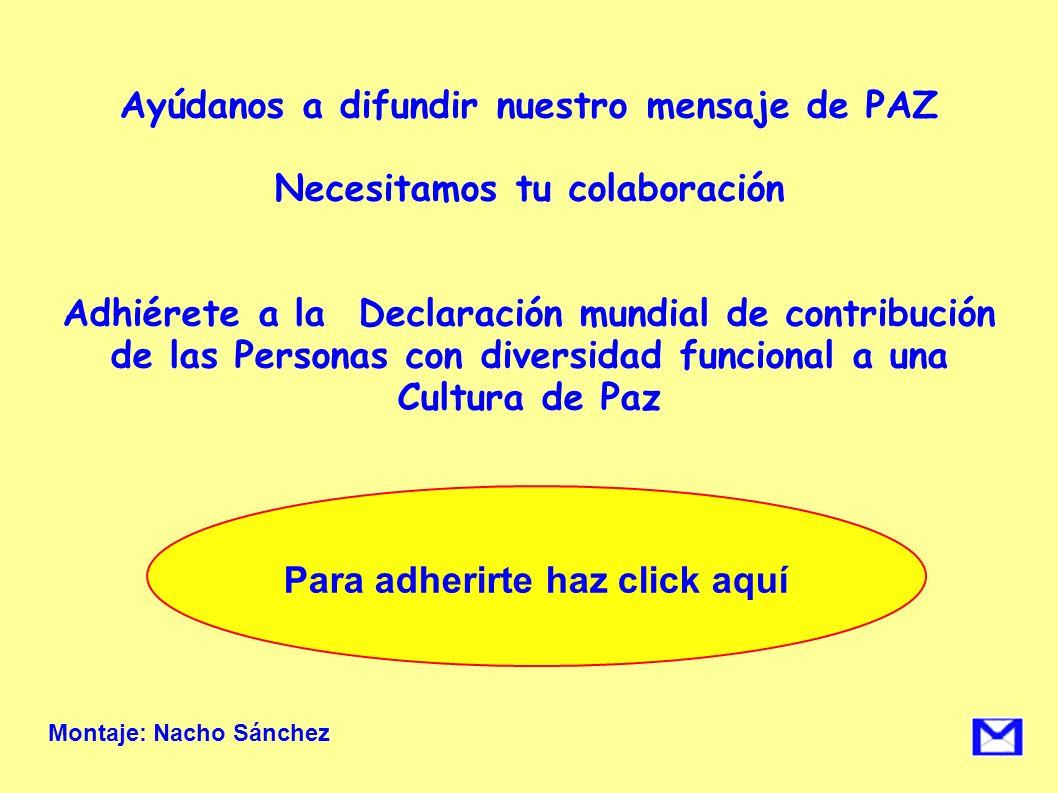 Titulo: Amanecer Autor: Juan Luis De Vega Blanco Creemos que la diversidad humana es sinónimo de riqueza, y que sin nuestra presencia ni participación