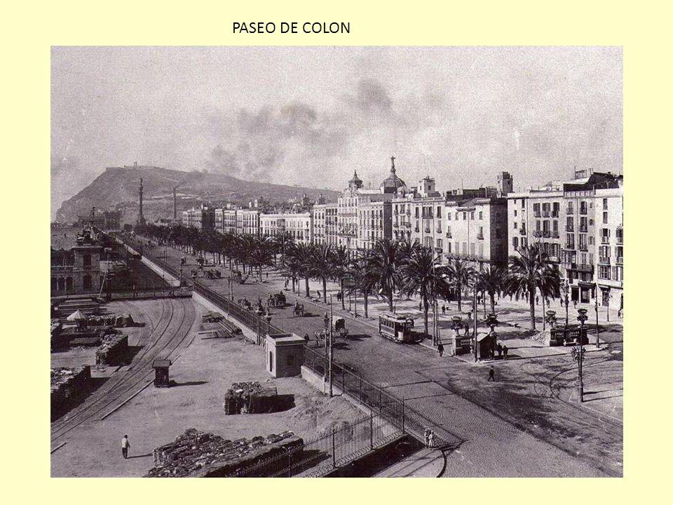 PASEO DE COLON