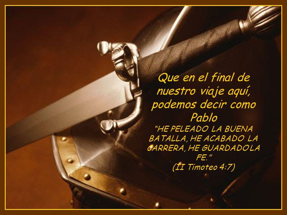 Escoge, pues, a Jesús. En su vida habrá ensayos constantes, que se va a caer y llorar. Pero no las lágrimas será más valioso que lo que vemos en la ma