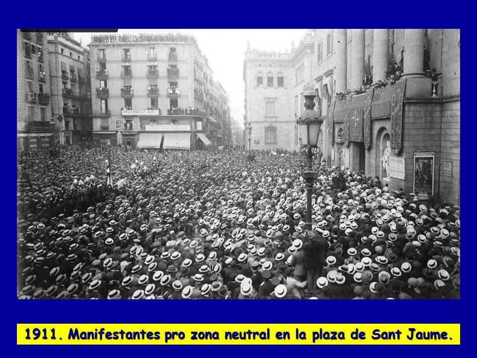 1941. Despedida de la División Azul.