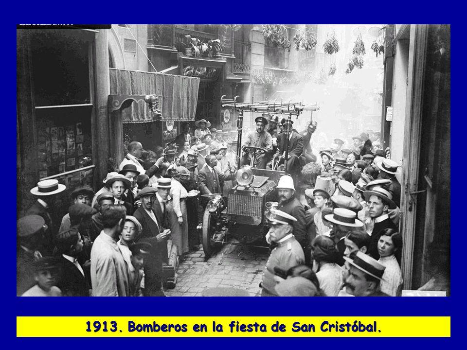 1943. Arturito Pomar en el colegio de Areneros.