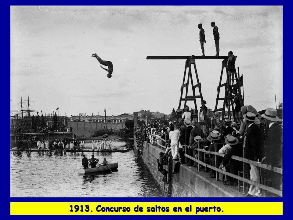 1914. Vivienda piloto de Fomento de la Propiedad