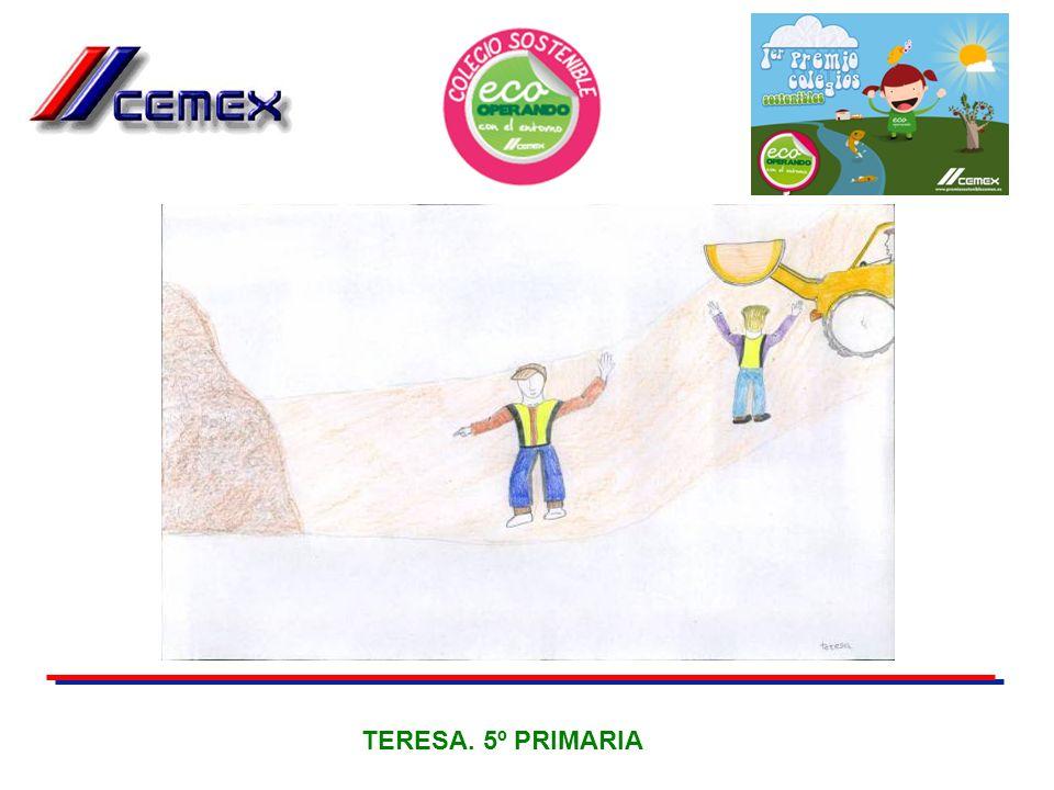 TERESA. 5º PRIMARIA