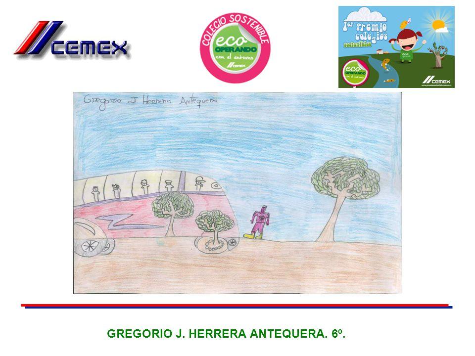 GREGORIO J. HERRERA ANTEQUERA. 6º.