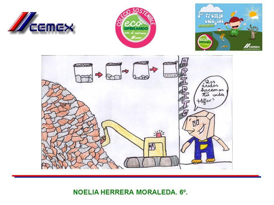 NOELIA HERRERA MORALEDA. 6º.