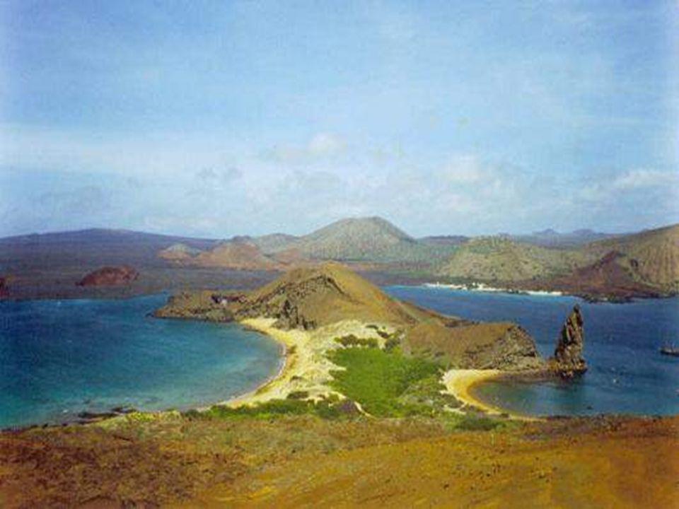 Las Islas Galápagos (también Islas de los Galápagos y oficialmente Archipiélago de Colón, que geográficamente forman la Región Insular del Ecuador) co