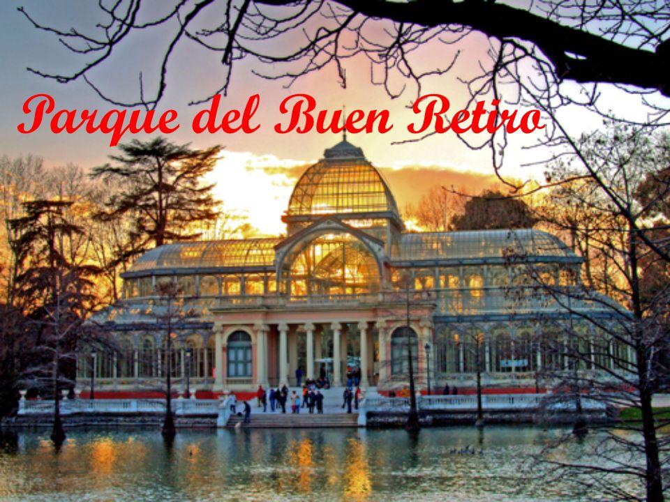 El Parque del Retiro (no confundir con los Jardines del Buen Retiro), popularmente conocidos como El Retiro, es un parque de 118 hectáreas situado en Madrid.