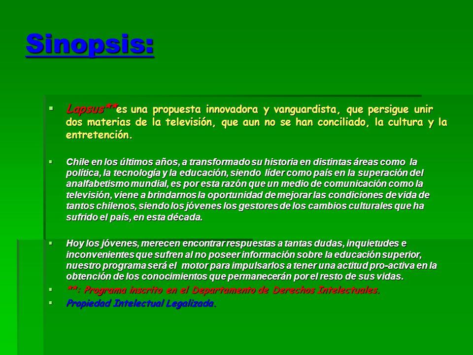 PROGRAMA JUVENIL CREADOR: MAURICIO AVENDAÑO C. 2008 2008
