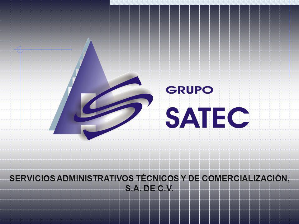 SERVICIOS ADMINISTRATIVOS TÉCNICOS Y DE COMERCIALIZACIÓN, S.A. DE C.V.