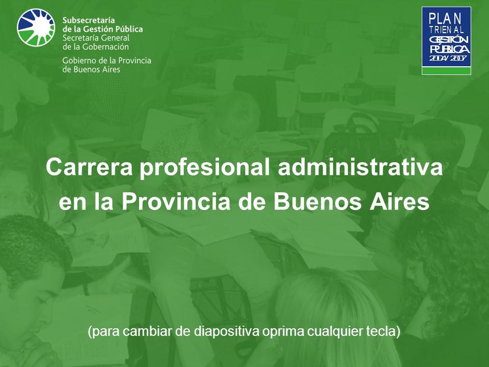 Sumario Principios rectores en la gestión de personal Características del modelo propuesto Estructura de la carrera