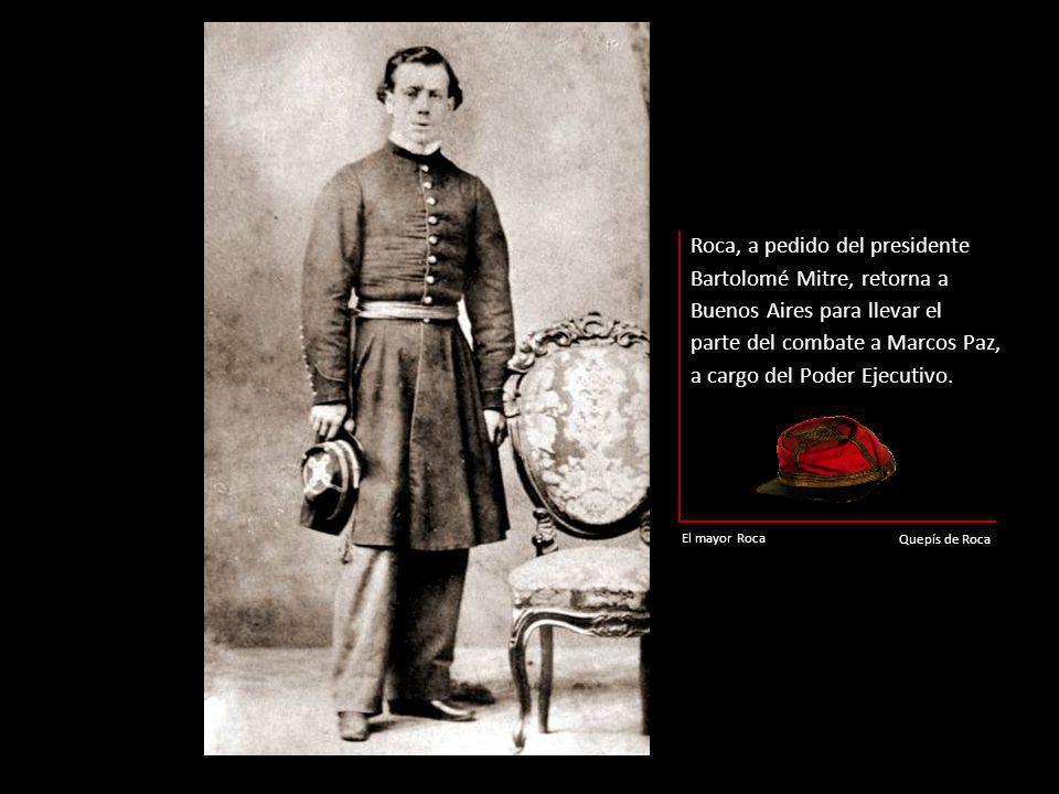 En el ataque a Curupaytí Roca queda a cargo del batallón Salta.