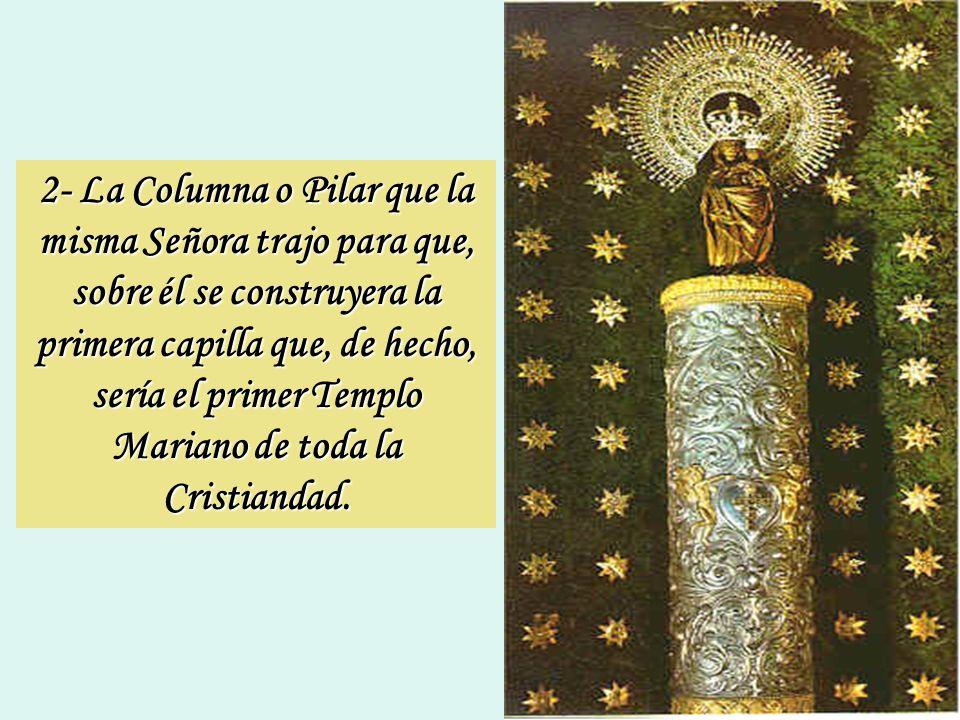 1- Se trata de una venida extraordinaria de la Virgen durante su vida mortal. A diferencia de las otras apariciones la Virgen viene cuando todavía viv