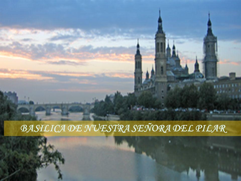 3- La vinculación de la tradición pilarista con la tradición jacobea del Santuario de Santiago de Compostela). Por ello, Zaragoza y Compostela, el Pil